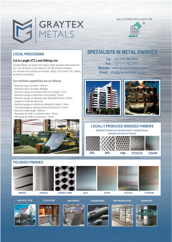 Graytex Metals