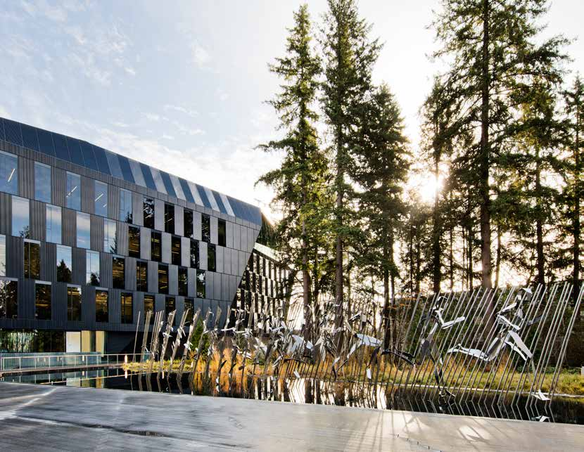 76969f8a7a71 A look at how a South African stainless steel company s experience is  shining at Nike s Oregon headquarters